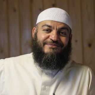 Photo of Sheikh Haitham al-Haddad